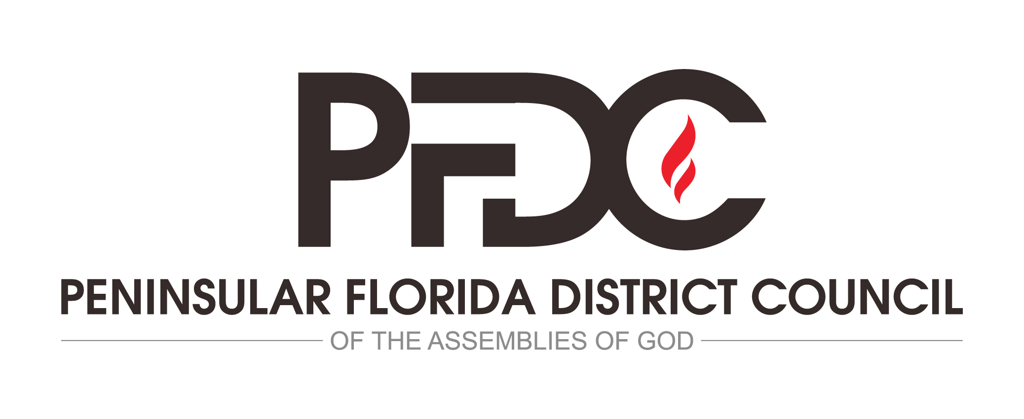 Peninsular Florida District Council Logo